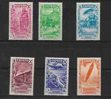 SPAIN 1938 Beneficencia, Charity MNH - Wohlfahrtsmarken