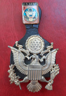 WW2 US ARMY- Insigne D'officier AAF - 2° Guerre Mondial - ORIGINAL - + Pins . - Badges & Ribbons