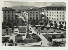 AREZZO - PIAZZA GUIDO MONACO VIAGGIATA FG - Arezzo