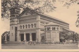N°6858 R -cpa Elisabethville -cathédrale- - Congo - Kinshasa (ex Zaire)