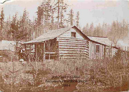 Etats Unis - Tacoma - Job Carr's Cabin - Tacoma's First Residence - 1864 - CPM - Voir Scans Recto-Verso - Tacoma