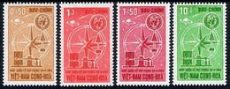 Space, Telecom. South Vietnam 1964. Mi.312-5 MNH** - Raumfahrt