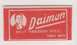 DAIMON  RAZOR  BLADE - Razor Blades