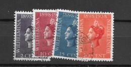 1938 USED Nederlands Indië NVPH 235-8 - Netherlands Indies