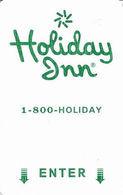 Holiday Inn Hotel Room Key Card - Hotelkarten