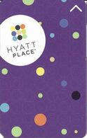 Hyatt Place - Hotel Room Key Card With Www.rfidhotel.com - Hotelkarten