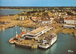 Ile D'Yeu Port Joinville Gare Maritime Bateau Insula Oya II - Ile D'Yeu