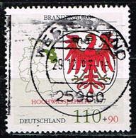 Bund 1997,Michel# 1941 O Hochwasserhilfe - Gebraucht