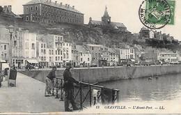 (2)   50    Granville    L'avant Port - Granville