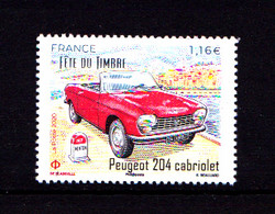 F 2020 / N** / 1.16 € , Peugeot 204 Cabriolet, Fête Du Timbre, Nationale 7, N7 - Nuovi