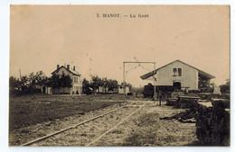 MANOT (16) - La Gare - Sonstige Gemeinden