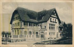 AK Tübingen, Normannenhaus - Tuebingen