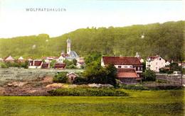 WOLFRATSHAUSEN ~ 1910 (af704) - Wolfratshausen