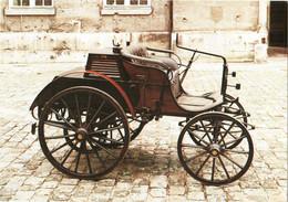 CPM 60 (Oise) Compiègne - Château, Musée De La Voiture. Panhard N°2 (juin 1891), 1ère Auto Ayant Fait Paris-Etretat TBE - Turismo