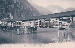 Le Vieux Pont De Chessel (2916) - VS Valais
