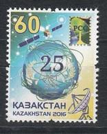 2016Kazakhstan 92925 Years RCC - Raumfahrt