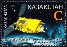2017Kazakhstan 1018Satellite - KazEOSat-1 - Raumfahrt