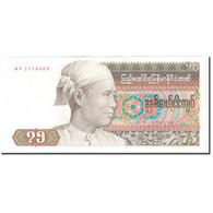 Billet, Birmanie, 75 Kyats, Undated (1985), KM:65, NEUF - Myanmar