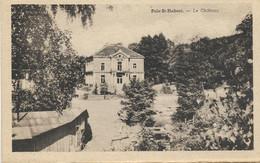 POIX SAINT-HUBERT : Le Château - Saint-Hubert