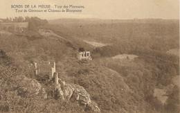 YVOIR : Tour Des Monnaies - Tour De Géronsart - Château De Blocqmont - Yvoir