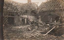 Guerre De 1914   Carte Photo - Guerra 1914-18