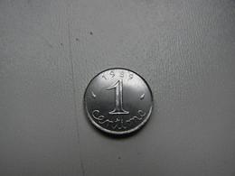 1 Centime Epi 1989 - Francia