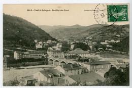 ARDECHE CP 1908 LA BEGUDE RECETTE DISTRIBUTION - 1877-1920: Periodo Semi Moderno