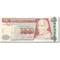 Billet, Guatemala, 100 Quetzales, 2007, 2007-01-24, KM:114b, NEUF - Guatemala