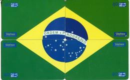 Brasil Flag Puzzle - Puzzles