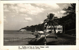 PC CPA MOZAMBIQUE / PORTUGAL, PAVILHAO DA PRAIA DA POLANA, (b13378) - Mozambique