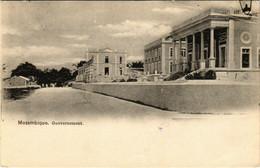PC CPA MOZAMBIQUE / PORTUGAL, GOVERNMENT BUILDINGS, VINTAGE POSTCARD (b13406) - Mozambique