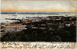 PC CPA MOZAMBIQUE / PORTUGAL, DELAGOA BAY, VINTAGE POSTCARD (b13382) - Mozambique