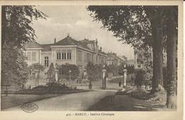 54 NANCY INSTITUT CHIMIQUE CIRCULEE 1930 - Nancy