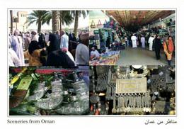 PC CPA OMAN, SCENERIES FROM OMAN, Modern Postcard (b22470) - Oman