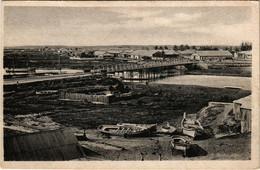PC CPA MOZAMBIQUE / PORTUGAL, BRIDGE OVER CHIVEVE RIVER, (b13402) - Mozambique