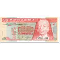 Billet, Guatemala, 50 Quetzales, 2006, 2006-11-15, KM:113, NEUF - Guatemala