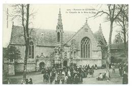 29 - QUIMPER - Lot De 2 Cartes (Chapelles....) - Quimper