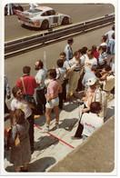 PHOTO  24 Heures DU MANS  JUIN 1981 - Coches