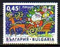 BULGARIA - 2004 - Noel - Christmas - 1v** - Neufs