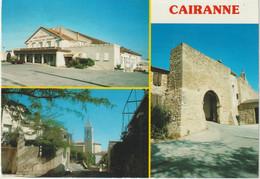 Vaucluse :  CAIRANNE : Vue  1987 , Cave - Sonstige Gemeinden
