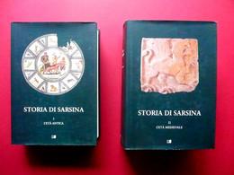 Storia Di Sarsina Angela Donati Marino Mengozzi Stilgraf Cesena 2008 2 Volumi - Libri, Riviste, Fumetti