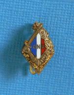 1 BROCHE //  ** MÉDAILLE ONU / BATAILLON FRANÇAIS ** - Army