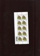 Belgie Andre Buzin Birds 3135 0.41€ In Velletje Van 10 Plaatnummer 3 - 1985-.. Birds (Buzin)