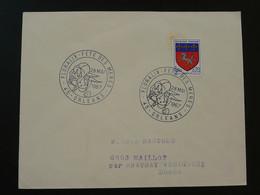Oblitération Sur Lettre Postmark On Cover Fête Des Mères Mother's Day Orléans 45 Loiret 1967 - Muttertag
