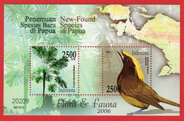 Indonesia 2006, SS New - Found Species In Papua. MNH - Indonesia
