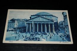 18525-            ROMA, IL PANTHEON / BELLISSIMO TIMBRO - 1928 - Pantheon