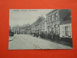 Dorpstraat  Zedelghem - Zedelgem   Rue De Village      ( 2 Scans ) - Zedelgem