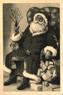 Santa Claus With Gifts, Pre 1945 - Santa Claus