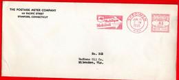 1935-USA MOBILOIL MOBILGAS - SPECIMEN METER STAMP EMA FREISTEMPEL AFFRANCATURA MECCANICA - Erdöl