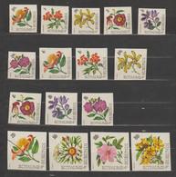 Burundi 1966 Flowers Imperforate/ND MNH/** - 1962-69: Ongebruikt